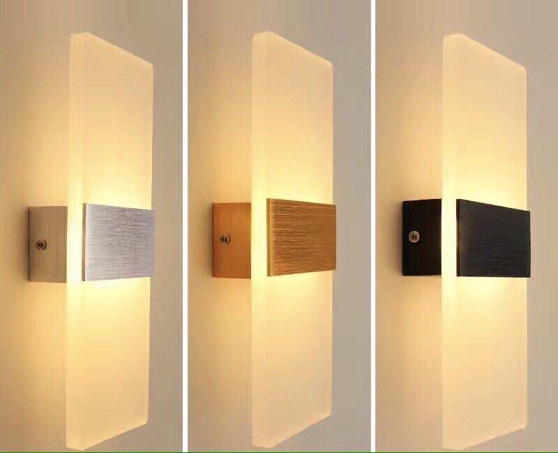 Đèn gắn tường 4W - VN-B007- LY