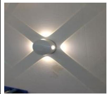 Đèn gắn tường 4W - VN-A9935