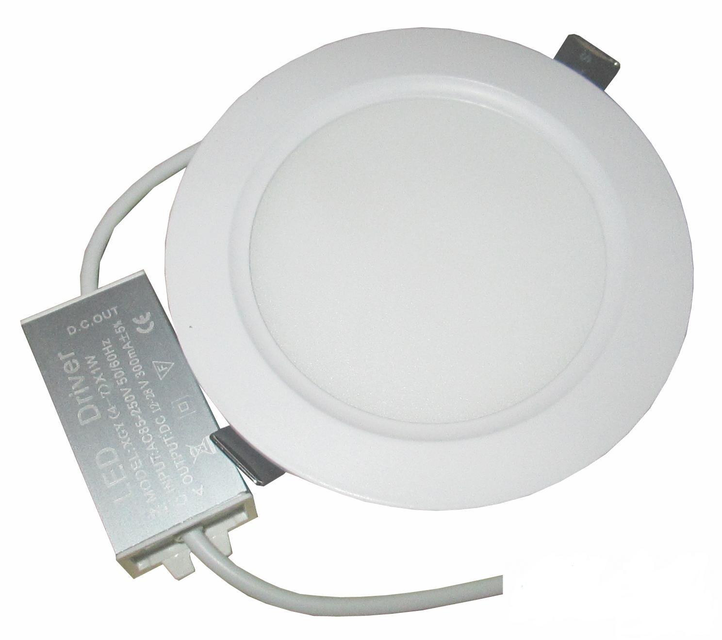Đèn LED âm trần LY 7W