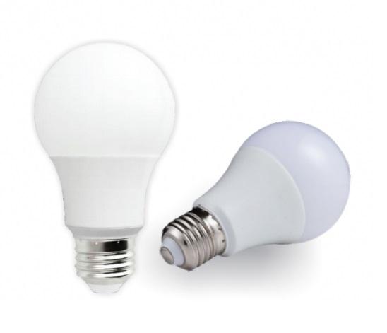 Đèn LED búp thân nhựa 7W