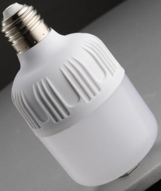 Đèn LED búp trụ thân nhựa 50W