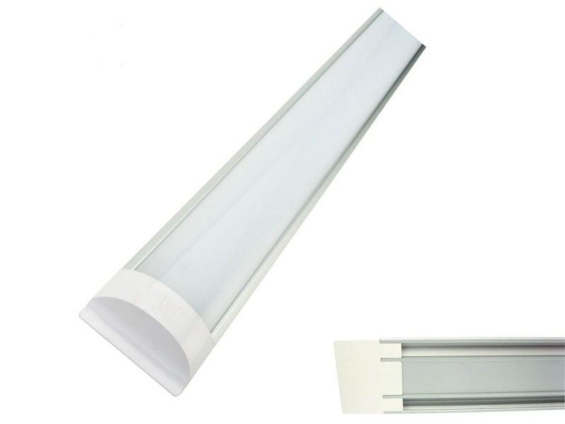 Đèn LED Tuýp bán nguyệt 1.2m 36W
