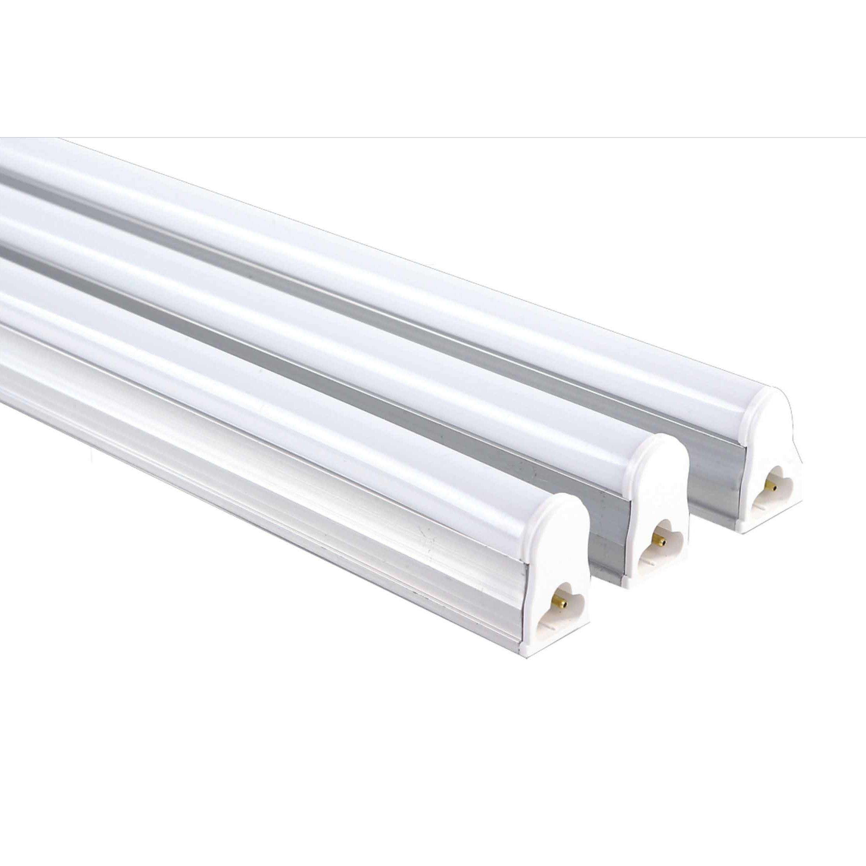 Tuýp T8 Liền máng 1,2m-Bóng nhôm nhựa 20W
