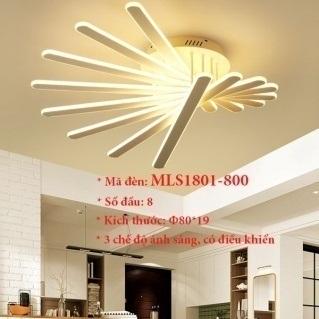 Đèn ốp trần trang trí VN-MLS1801-800